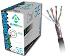 A-LAN-F-UTP-5E-305 :: Kabel instalacyjny A-LAN kat.5E F/UTP, PVC, 305m, karton (zewnętrzny)