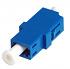 Adapter LC/UPC, SM, SIMPLEX