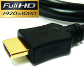 HDMI v1.4 Cable 5m 30AWG CCS OD5.5 High Speed 1080P  (gold plated/plastic molded head)