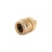 Beczka (Coaxial Adapter) N female / RP SMA-Socket female