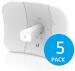 UBIQUITI :: (LBE-5AC-Gen2-5) 5GHz LiteBeam AC, 23 dBi, 5-pack