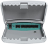 RouterBoard :: FiberBox 5x 1.25G Ethernet SFP cage (Mini-GBIC); DDMI supported, RouterOS, outdoor case, PSU, mounting set
