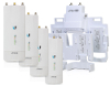 8x8 MIMO Multiplexer for airFiber AF-5X with four AirFiber 5x APs