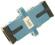 Tłumik światłowodowy - SC/UPC(F) - SC/UPC(F) 10dB
