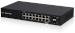 UBIQUITI :: ( ES-18X) EdgeSwitch 18X, 16-Port, 16 x Gigabit Ethernet and 2 1G SFP