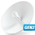 UBIQUITI :: (PBE-5AC-Gen2) PowerBeam AC 5GHz Gen2