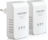 Phicomm :: FPA-201 200Mbps Mini Powerline Adapter, Twin Pack (2 pcs)
