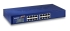 Tenda :: TEG1016D 16-port Gigabit Desktop/Rackmount Switch, 16 10/100/1000M RJ45 ports, 13-inch steel case.