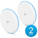 UBIQUITI :: (UBB) UniFi Building-to-Building Bridge for 60 GHz Radio Band - kit (2 sets)