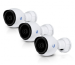 UBIQUITI :: (UVC-G4-BULLET-3) Versatile 4 MP (1440p) indoor/outdoor bullet camera with 24 FPS video for day or night surveillance with infrared LEDs. 3 pack